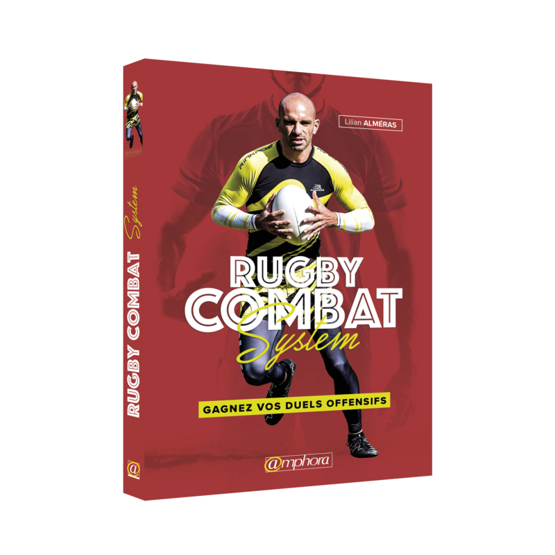 Livre Rugby Combat - Gagnez vos duels / Amphora
