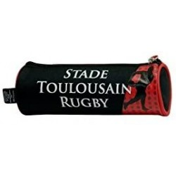 Trousse scolaire ronde Toulouse Rugby