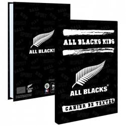 Cahier de Texte Nouvelle-Zélande / All Blacks