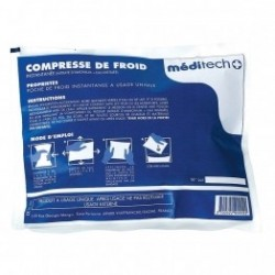 Pharmacie Rugby: Compresse de froid