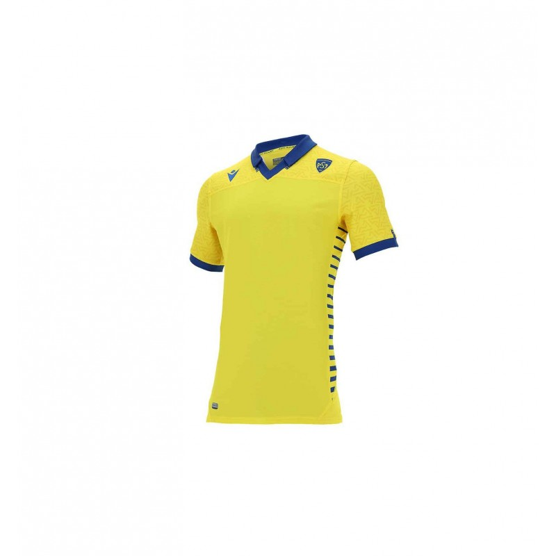 Maillot Rugby Adulte Domicile ASM Clermont 2021 / Macron