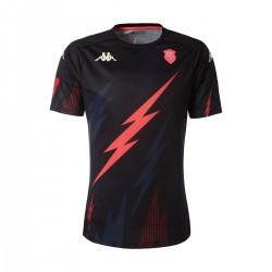 Camiseta Training azul Stade Français Paris / Kappa