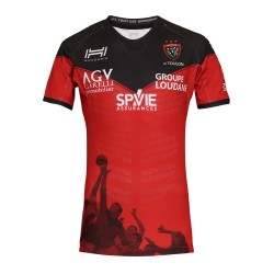 Maillot Rugby Toulon Domicile Adulte 2020-2021 / Hungaria