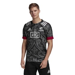 Maillot rugby Maori All Blacks 2020-2021 / Adidas