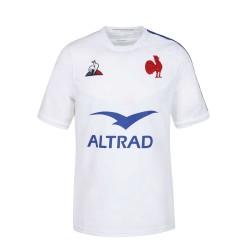 Maillot France Rugby Extérieur 2020-2021 / Le Coq Sportif