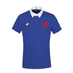 Polo replica XV de france Homme 2021