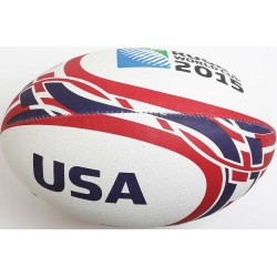 Ballon Rugby Supporteur RWC2015 Gilbert