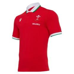 Maillot Rugby replica coton Pays de Galles / Macron