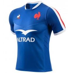 Camiseta Francia PRO azul adulto 2020-2021 / Le Coq Sportif