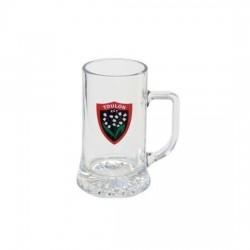 Verre à bière Rugby Toulon 50 cl / RCT