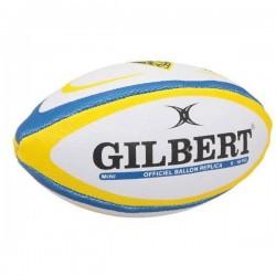 Mini-Ballon Rugby Replica Clermont / Gilbert