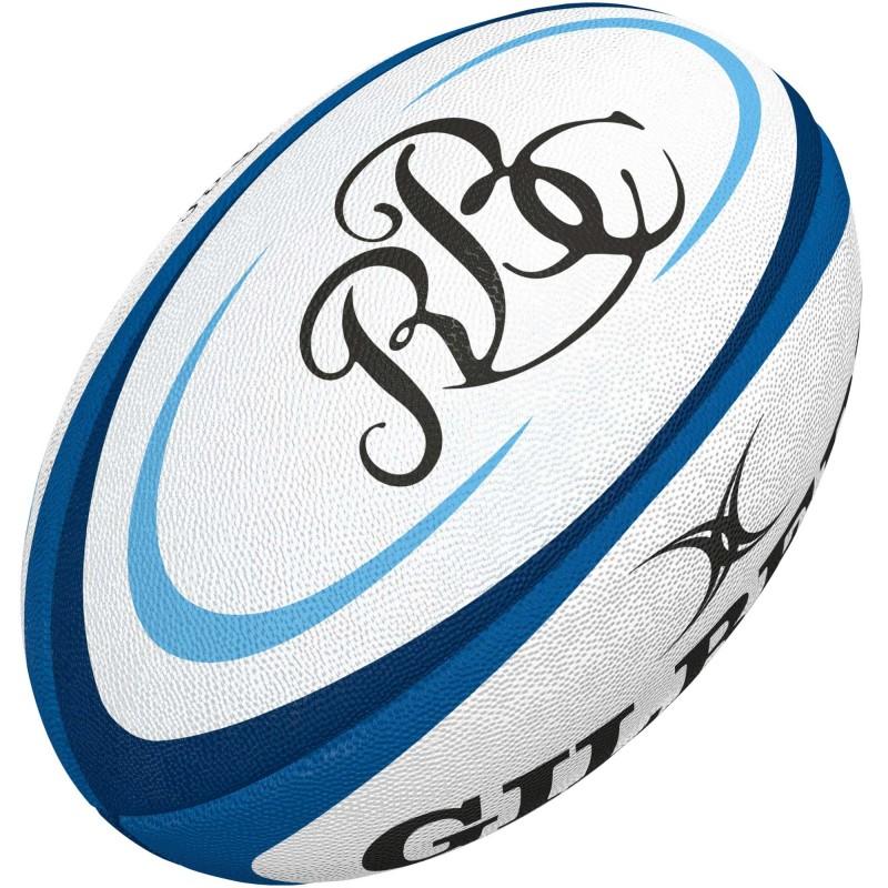 Ballon rugby replica Barbarians Français T5 / Gilbert