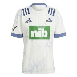 Camiseta segunda equipación Blues Rugby Primeblue Réplica 2021 / adidas