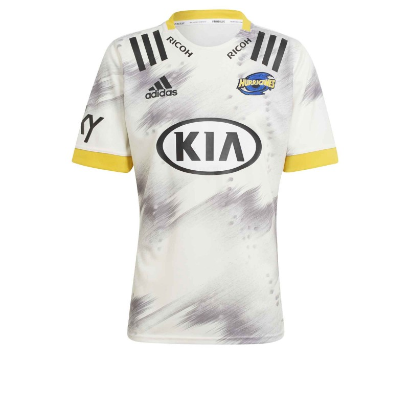 Camiseta segunda Hurricanes Rugby 2020 / adidas