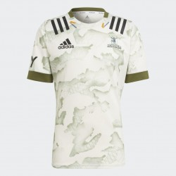 Camiseta segunda Highlanders Primeblue 2021 / adidas
