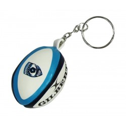 Porte-clefs ballon Montpellier rugby / Gilbert