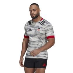 Camiseta segunda equipación Crusaders Rugby Réplica / adidas