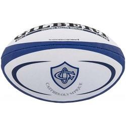 Ballon Rugby Replica Castres Olympique Taille 5 Gilbert