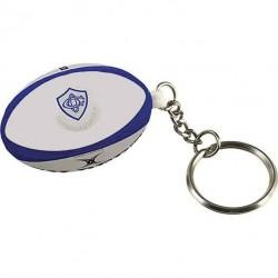 Porte-clefs en mousse Castres Olympique / Gilbert