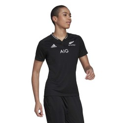 Maillot Rugby All Blacks Femme 2021-2022 / Adidas