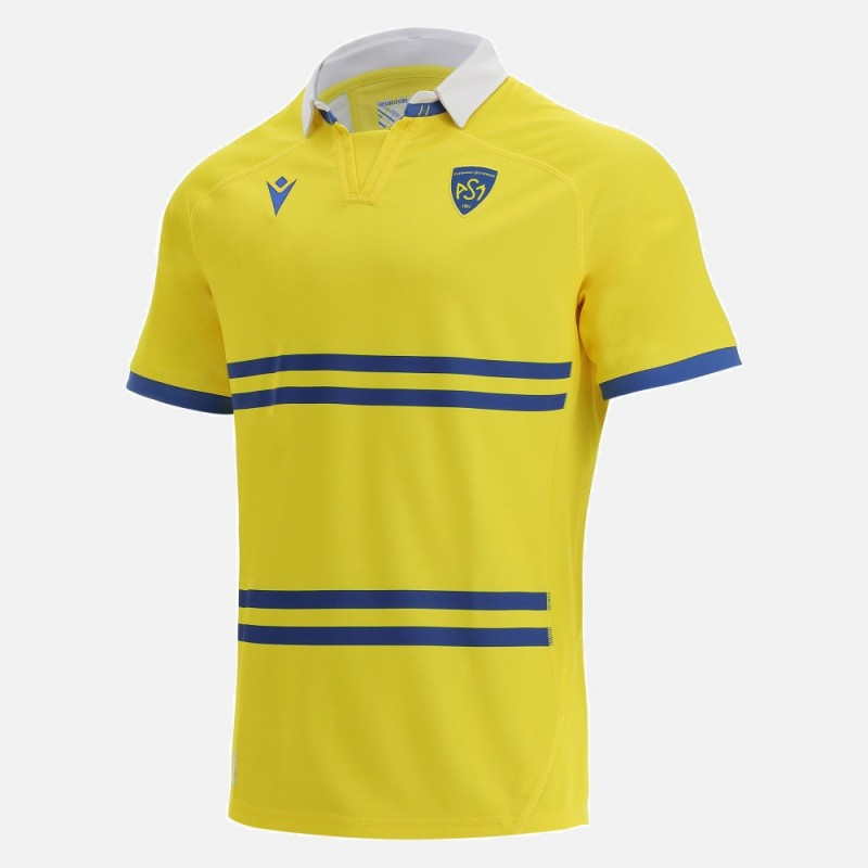 Maillot Rugby Adulte Domicile ASM Clermont 2022 Macron
