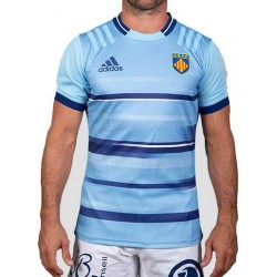 Maillot Rugby domicile Perpignan 2021-2022 / Adidas