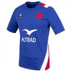 Camiseta Francia azul adulto 2021-2022 / Le Coq Sportif