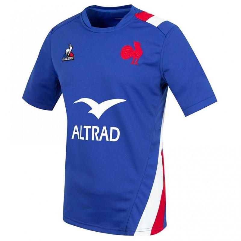 Camiseta Francia azul niño 2019-2020 / Le Coq Sportif