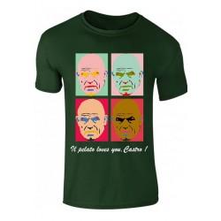 T-shirt Cockerill / Castrogiovanni