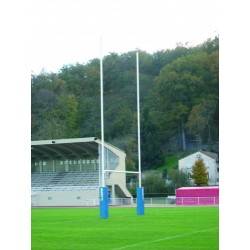 Drapeau pour piquet de touche rugby proact for Poteaux de rugby pour jardin