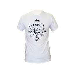 Tshirt Rugby Champion de france 2014 Junior / RC Toulon
