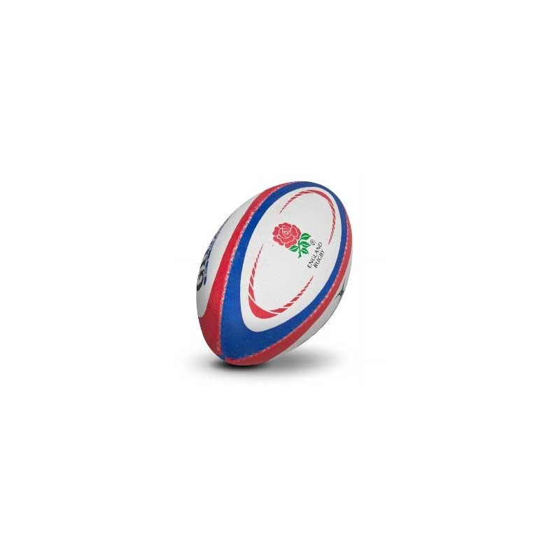 Mini Ballon Rugby Replica Angleterre / Gilbert