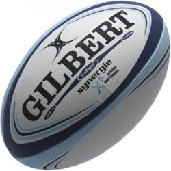 Ballon Rugby Synergie X3 Sevens / Gilbert