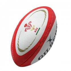 Mini Ballon Rugby Replica Pays de Galles / Gilbert