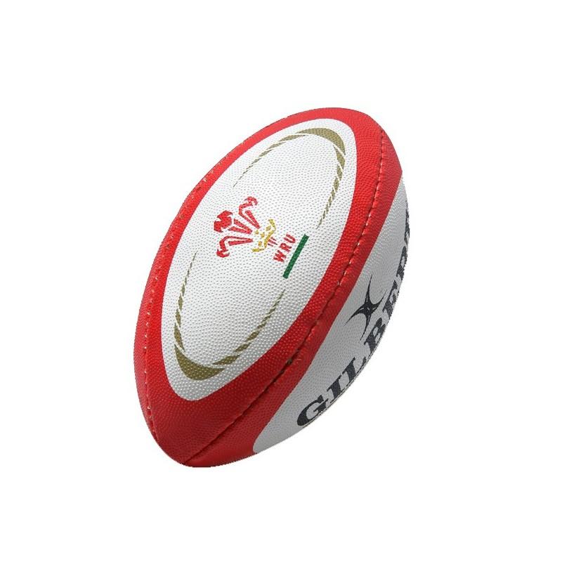 Mini Ballon Rugby Replica Pays de Galles / Gilbert
