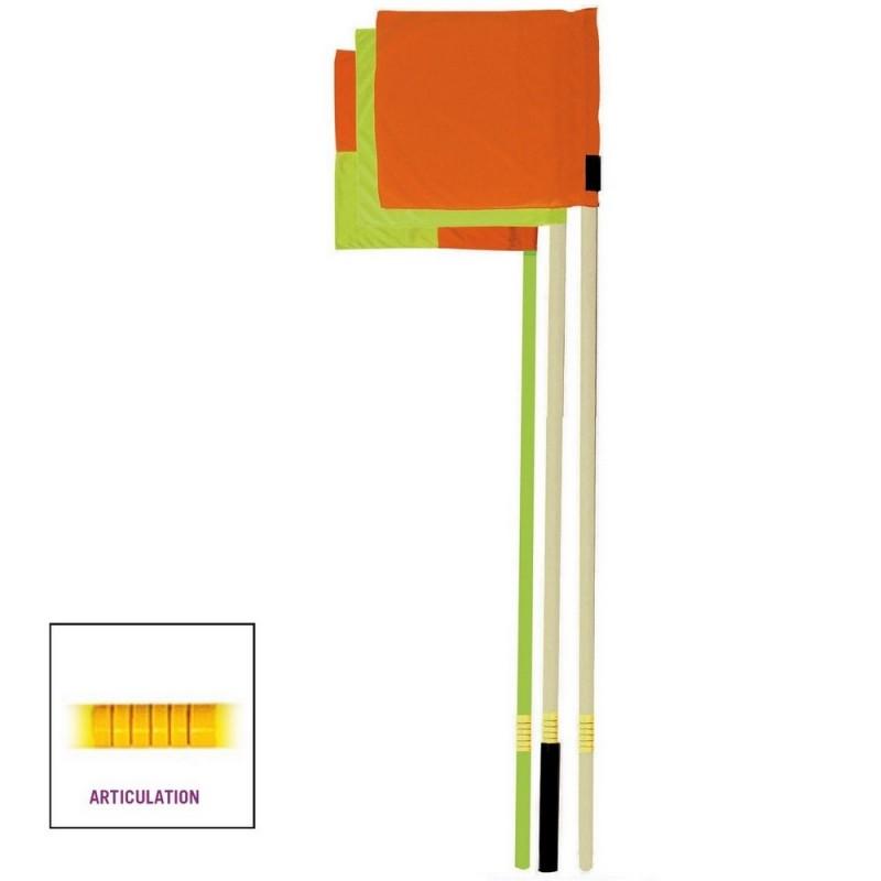 Kit 4 poteaux touche articulés