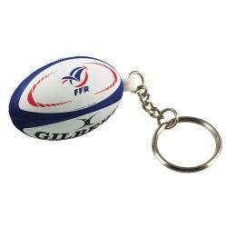 Porte-clefs ballon XV de France / Gilbert