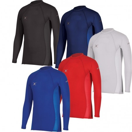 Baselayer Rugby Atomic Manches longues / Gilbert