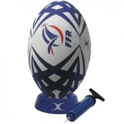 Kit Starter ballon XV de France / Gilbert