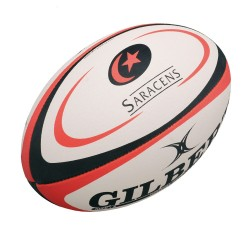 Ballon Rugby Saracens / Gilbert