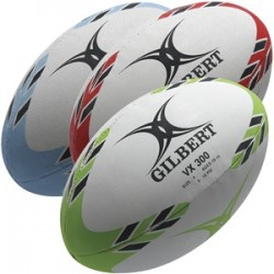 Pack Ballon Rugby Entraînement VX300 Trainer / Gilbert