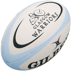 Ballons Rugby Glasgow / Gilbert