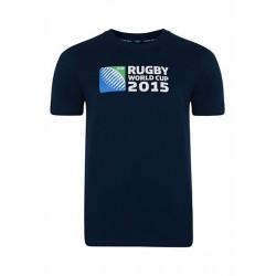 Tshirt Logo RWC2015 / Canterbury