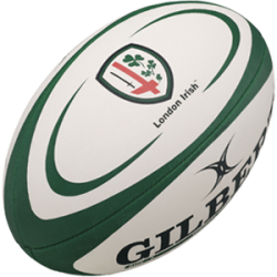 Ballons Rugby London Irish / Gilbert