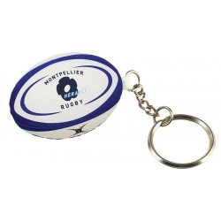 Porte-clefs Rugby Montpellier / Gilbert
