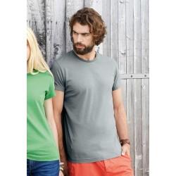 T-shirt Col Rond Manches Courtes Vintage