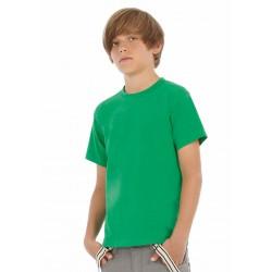T-shirt Col Rond Manches Courtes Enfant 1er prix