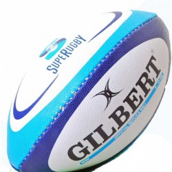 Mini Ballon Replica Super Rugby / Gilbert