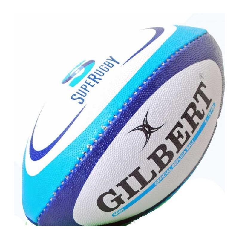 Mini Ballon Replica Super Rugby / Gilbert
