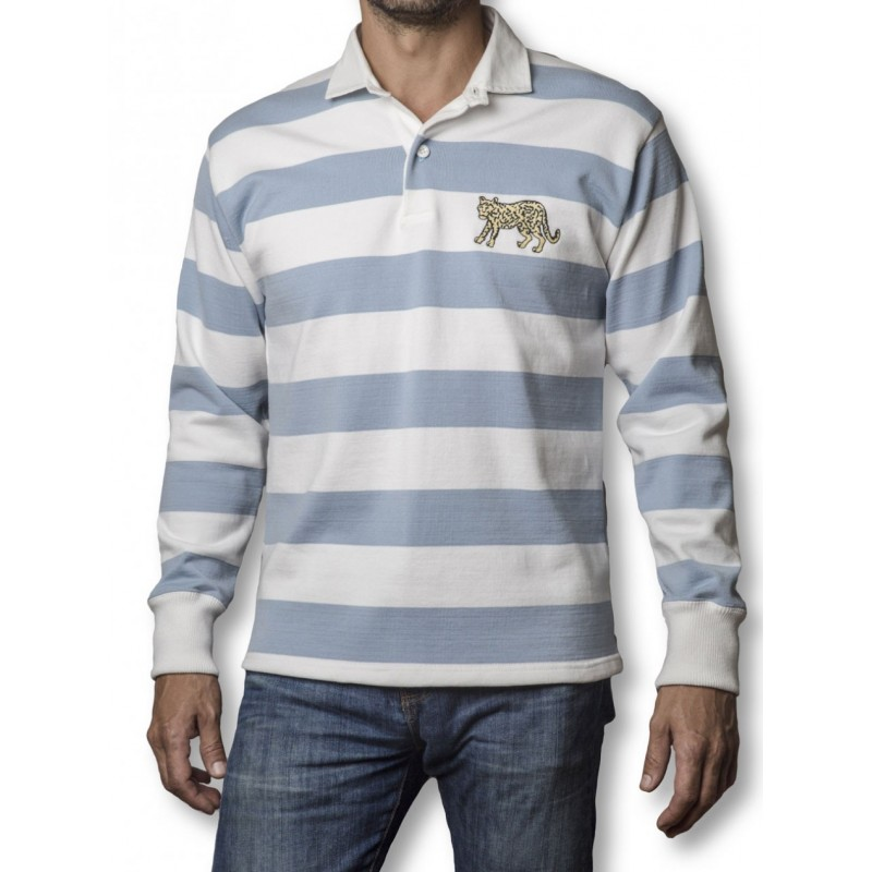 Maillot Rugby Argentine 1965 / Sports d'Epoque